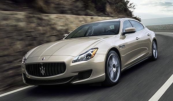 Maserati Recalls 319 Defective Autos In China
