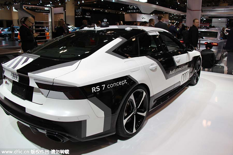 Genial Sports Cars At Canadian International Auto Show