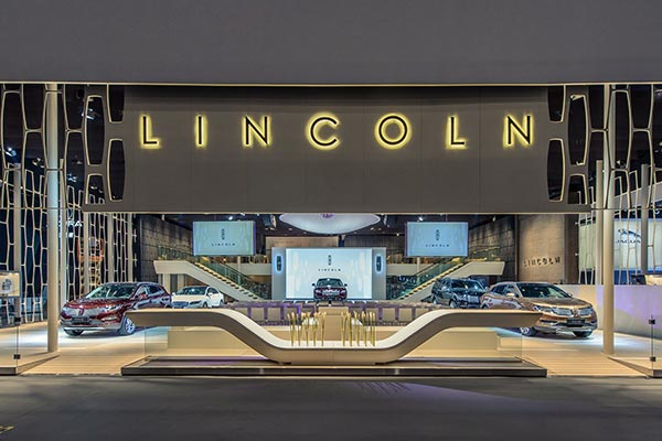 Lincoln Gathers Steam In China Business Chinadaily Com Cn