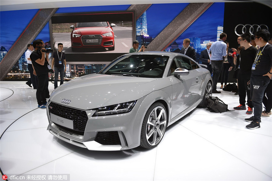 Top 10 Dazzling New Car Models At Beijing Auto Show