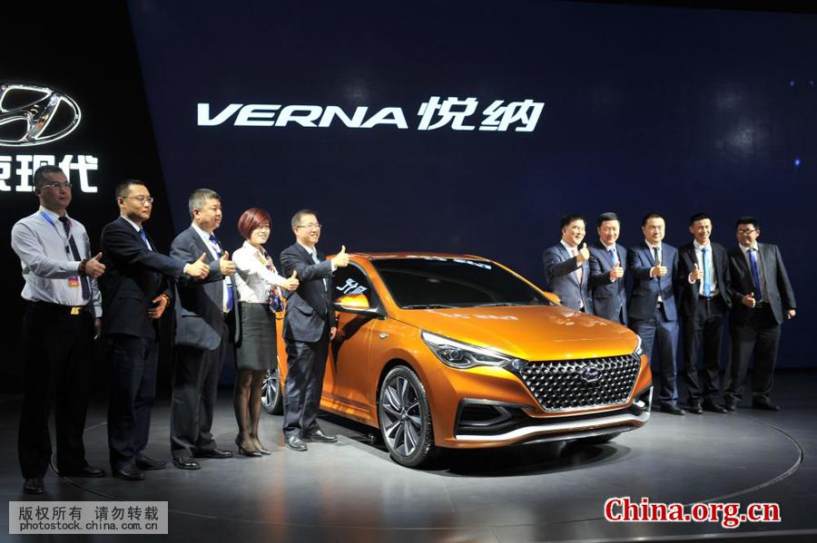 Qingdao International Auto Show Opens[9]- Chinadaily.com.cn
