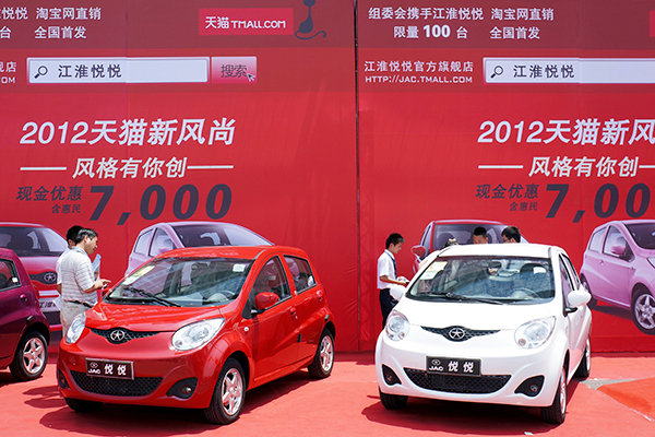 Online Car Sales >> Uncertainty Stalls Growth Of Online Car Sales Business