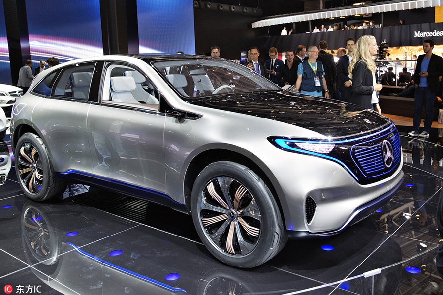 Concept Cars Shine At Auto China 2016 1 Chinadaily Com Cn: New Energy Cars Shine At Paris Motor Show[1]- Chinadaily