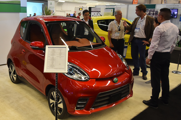 Zd Mini Rolls Into Europe Car Time Sharing Market Business