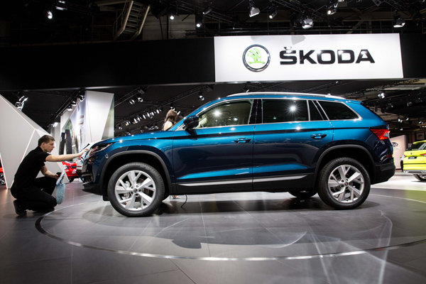 Skoda Concentrates On SUVs For Sales In China