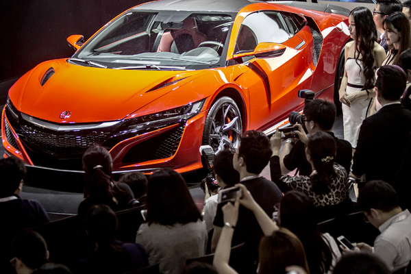 Honda Restarts Expansion With Wuhan Plant
