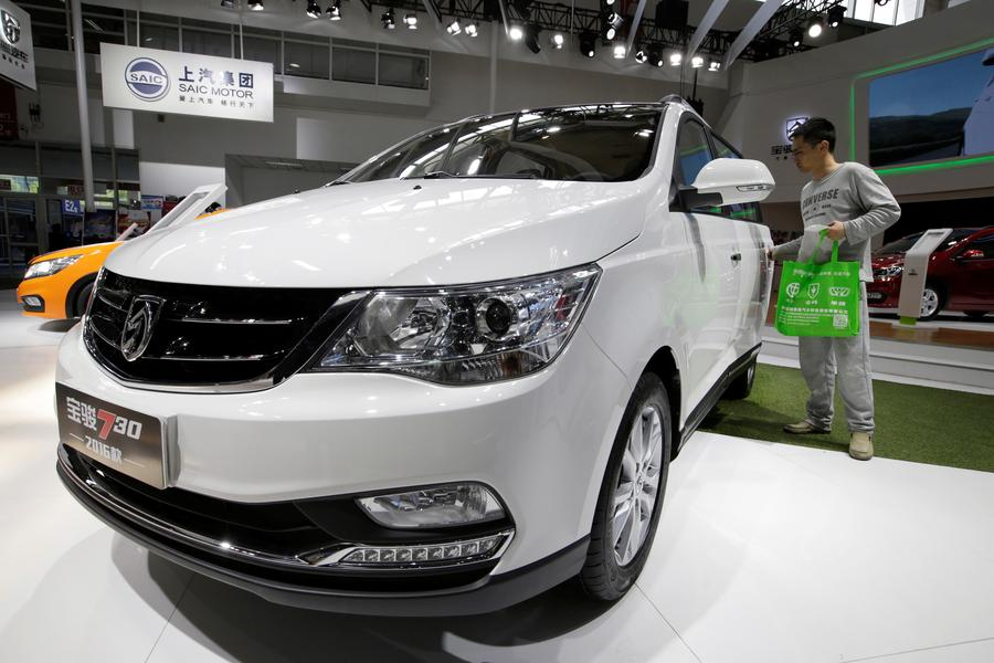 Top 10 Best-selling Car Models In China[6]- Chinadaily.com.cn