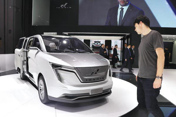 Some Chinese Electric Car Makers Mull Alliance To Save Money Time