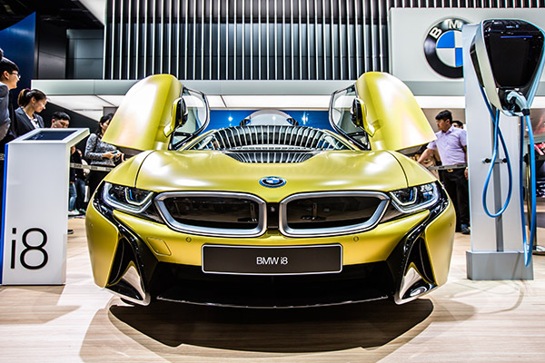 Bmw To Power Up Electric Vehicle Production Business Chinadaily