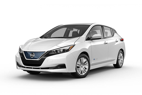 new arrival nissan new leaf with top technologies business. Black Bedroom Furniture Sets. Home Design Ideas