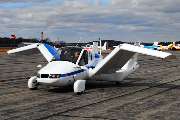 Geely to launch flying cars after Terrafugia deal