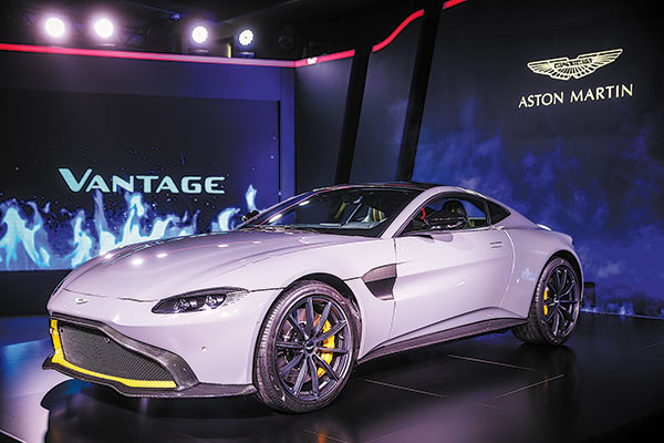 Aston Martin Expands China Presence With Tailored Lineup Business - Aston martin lineup