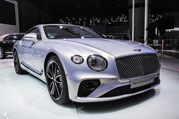 bentley motors redefines luxury touring segmentlaunching