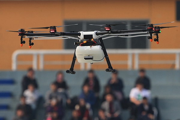 Drone maker DJI to launch nationwide farm services - Business