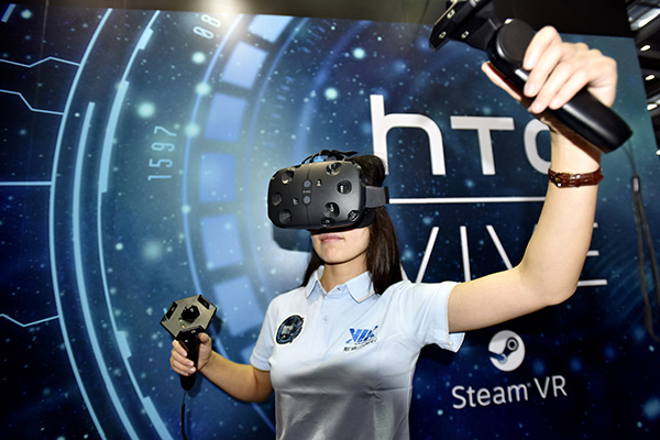 Chinese filmmakers realistic over virtual reality[1]