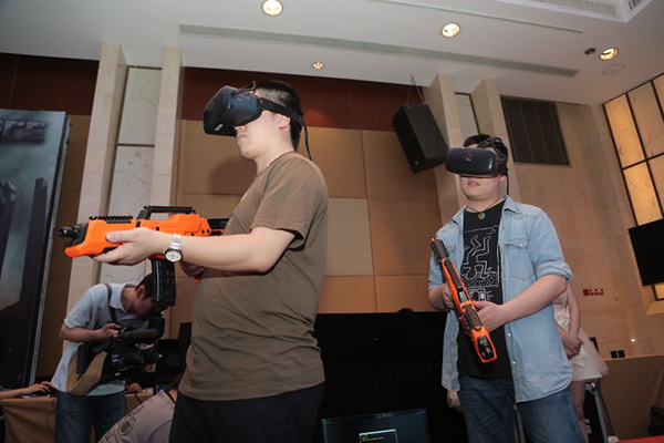 Everyone wants a piece of VR sector - Business