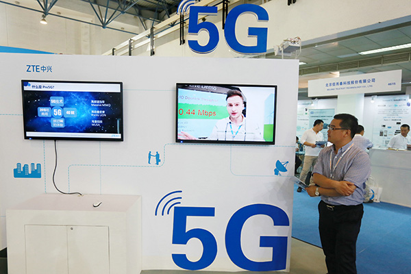 China to roll out mature 5G standards by 2020 - Business