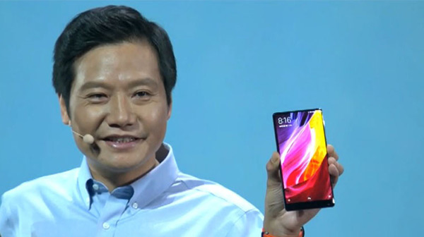 Xiaomi shocks the market with a 'future' smartphone - Business