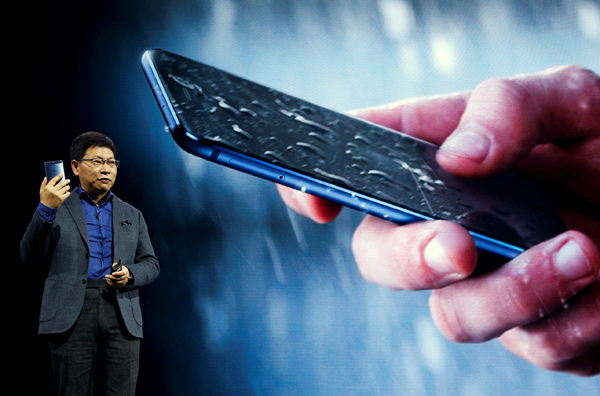 Huawei dazzles at global show - Business