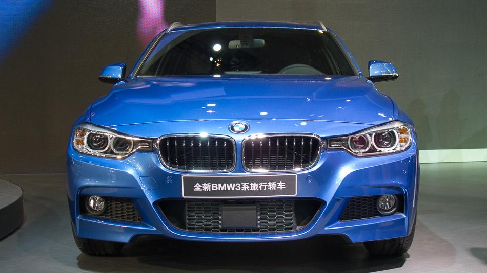 New BMW Series Touring China Debutchinadailycomcn - Bmw 320 new