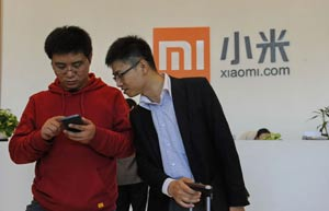 Xiaomi widens foreign horizons