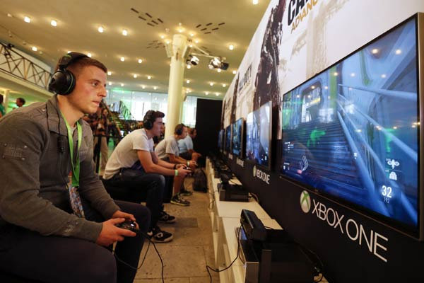 Microsoft postpones Xbox One China launch