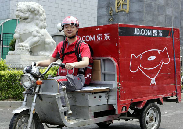 Chinese delivery