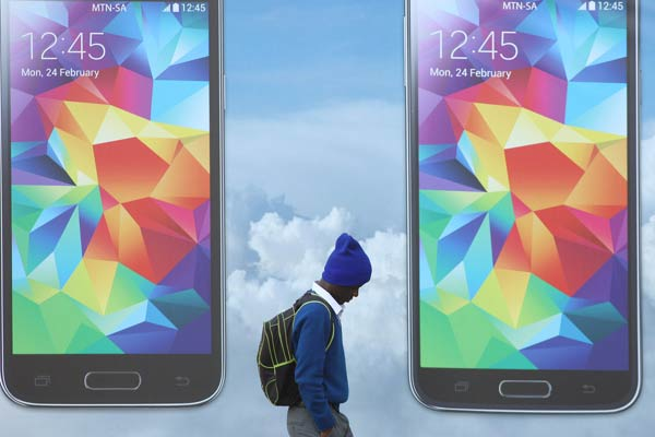 African phone sales soar, Chinese makers have 30% of market