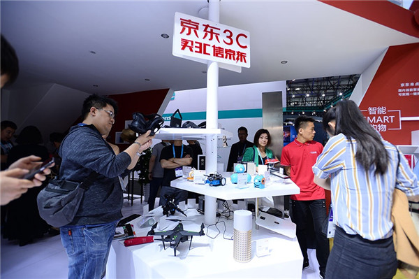 JD.com launches 10 foreign smart hardwares at 2016 CES Asia