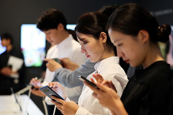 Samsung unveils intelligent assistant 'Bixby'