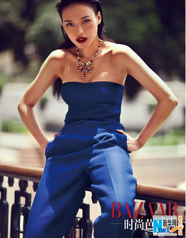 Actress Hsu Chi releases fashion photos[3]- Chinadaily.com.cn