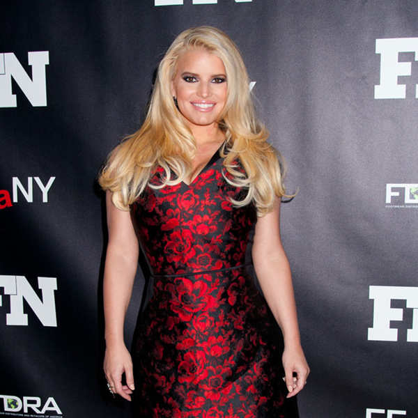 Jessica Simpson Keeps The Weight Off: Jessica Simpson's Kids Keep Her In Shape