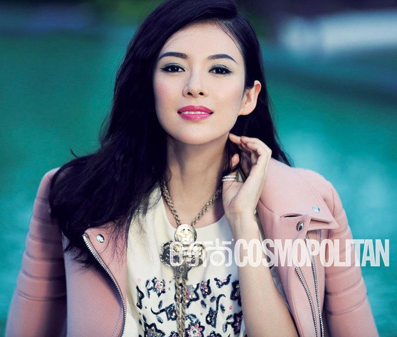 Graceful Zhang Ziyi attends Dior show[1]- Chinadaily.com.cn