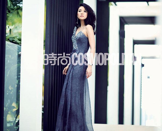 Graceful Zhang Ziyi attends Dior show[7]- Chinadaily.com.cn