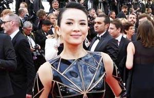 Graceful Zhang Ziyi attends Dior show[3]- Chinadaily.com.cn