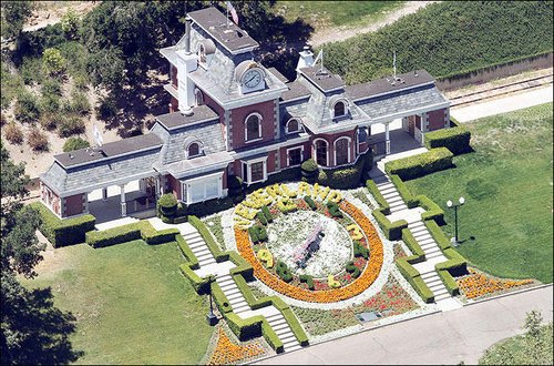 Michael Jackson's Neverland Ranch to be sold[1 ...