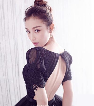 Chinese atress nude #3