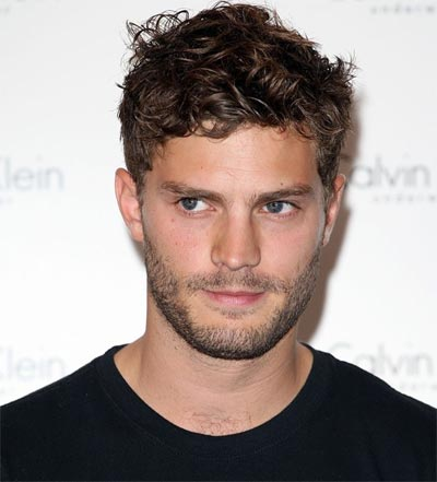 British actor Jamie Dornan named most handsome face of ...