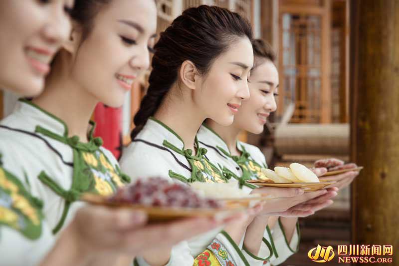 sichuan women