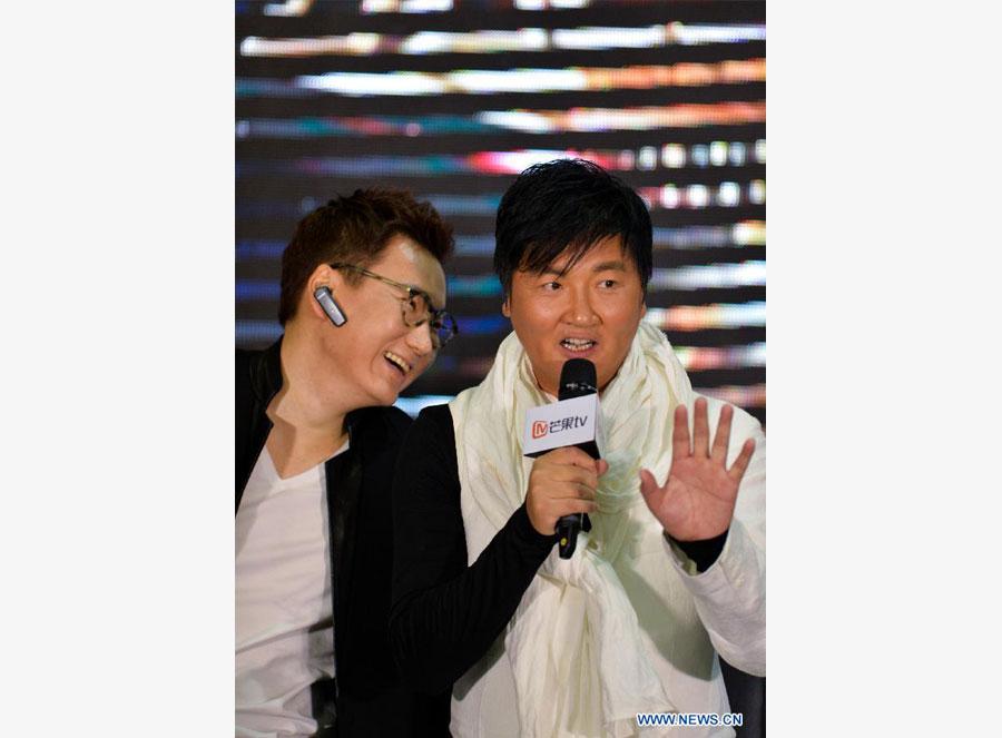 Han Hong wins at reality show 'I Am A Singer'
