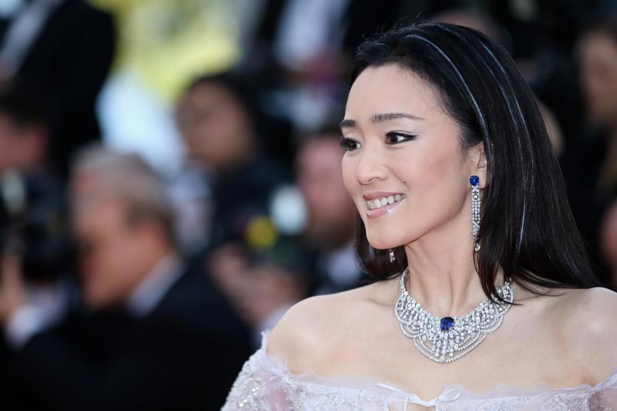 Chinese stars at opening ceremony of 69th Cannes[9