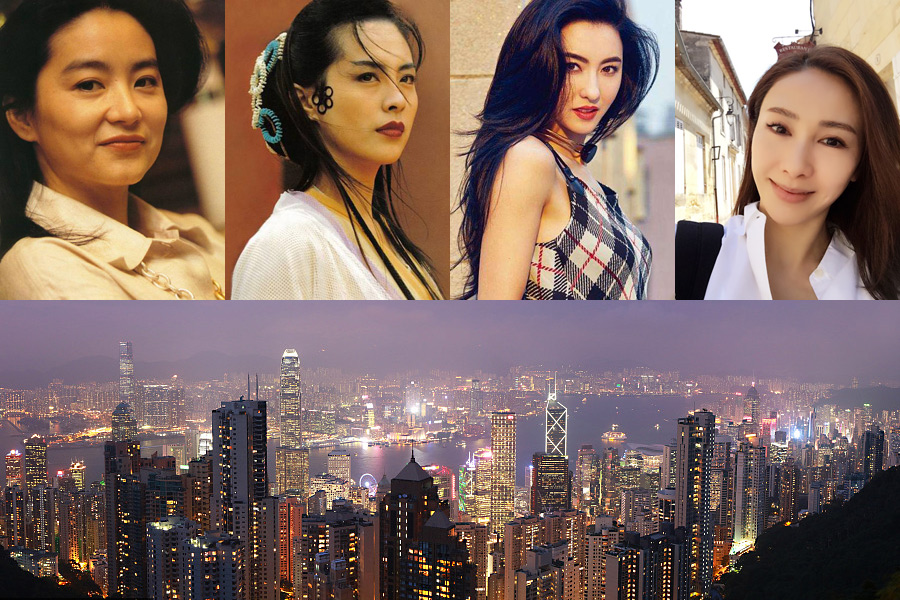 The evolution of Hong Kong culture: Beauty power