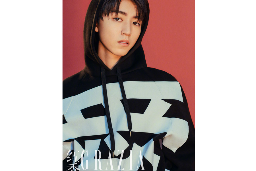 Teen Actor Wang Junkai Poses For Fashion Magazine China Specials Shop