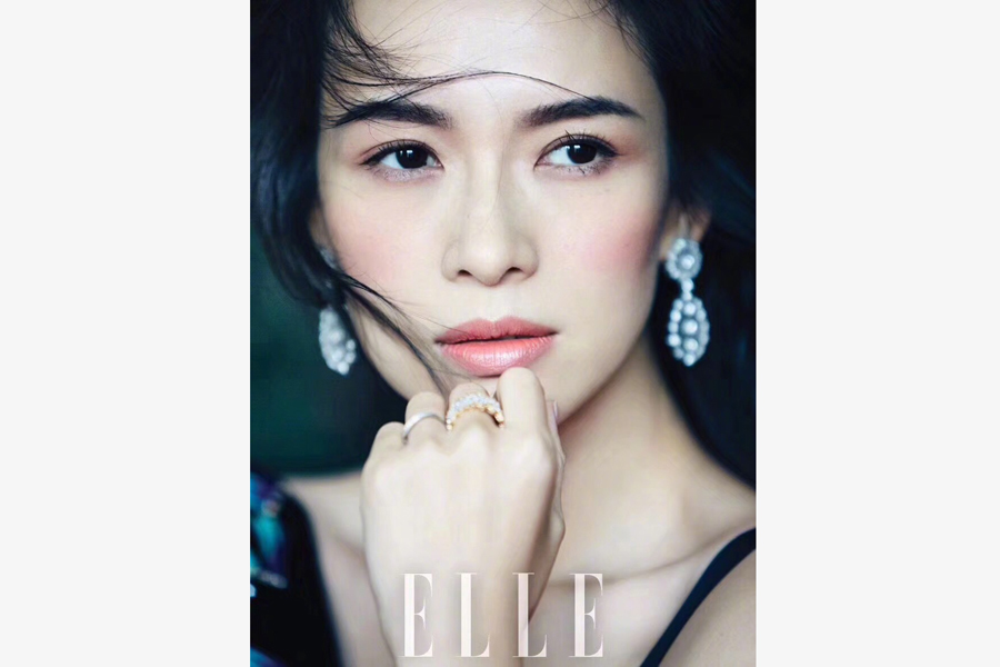 Fashion Icon Zhang Ziyi Poses For Fashion Magazine 6