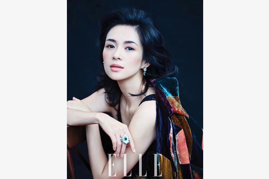 Fashion Icon Zhang Ziyi Poses For Fashion Magazine 7
