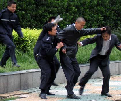 Police foil kidnap attempt