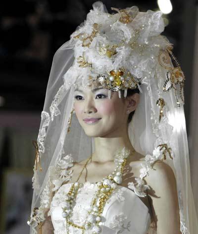 china and wedding dress