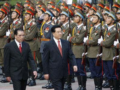 Leaders Of Vietnam