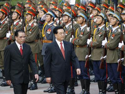 Leaders Of Vietnam