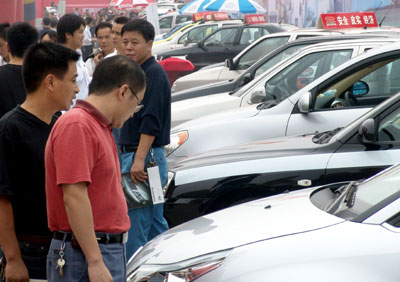 Chinese Auto Racing on 37 Percent  The Chinese Auto Industry Association Said Thursday